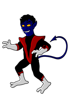 Nightcrawler-Marvel-Comics