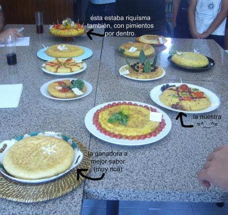 Tortillas 2009