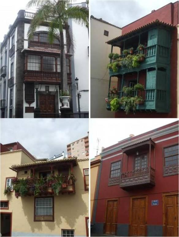 Balcones de La Palma
