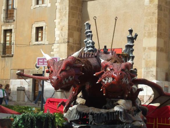Dragones Mercado Medieval