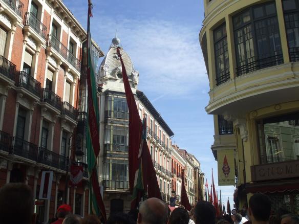 Pendones Calle Ancha