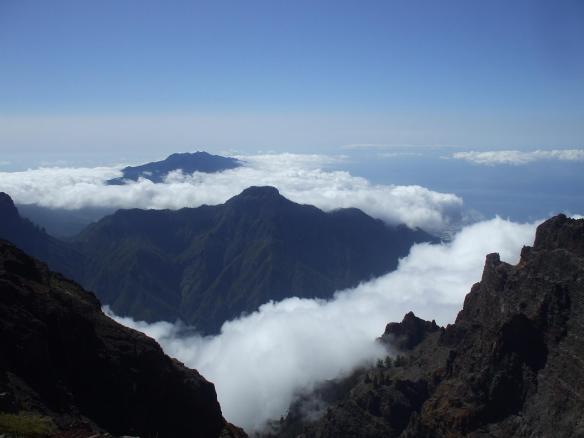Vista desde el Roque 2