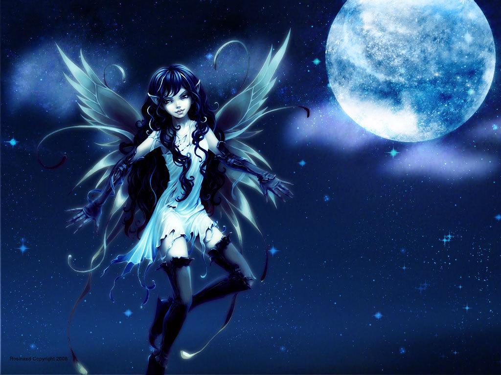 water fairy wallpaper beautiful - photo #11