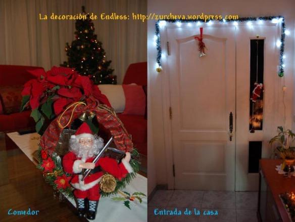 La decoraci n navide a de endless el gatito amarillo for Decoracion navidena artesanal