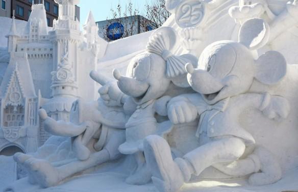 Sapporo+Snow+Festival4