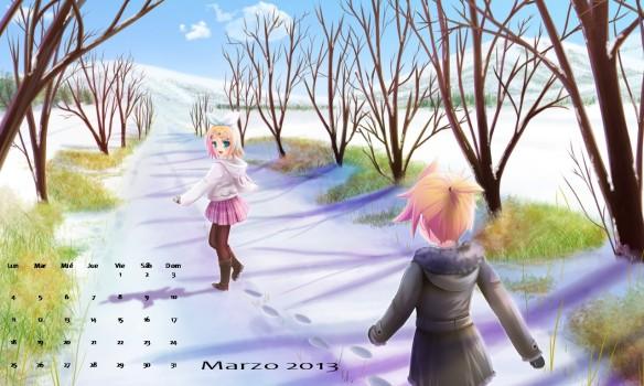 Marzo 2013 a