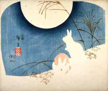 untitled-two-rabbits-pampas-grass-and-full-moon-18512